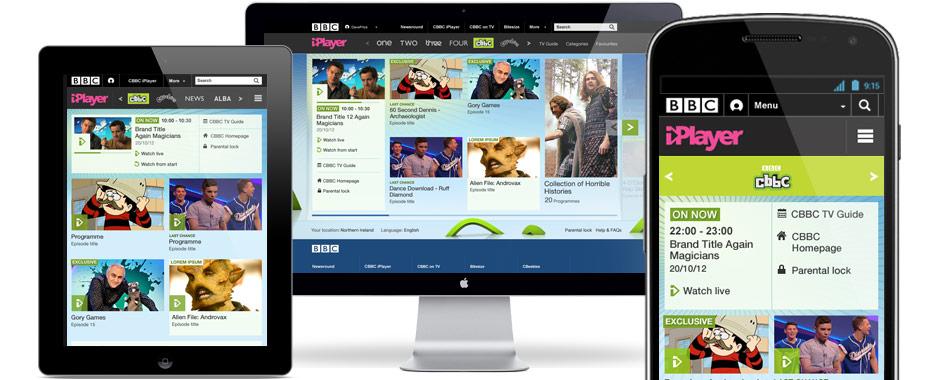 BBC iPlayer CBBC