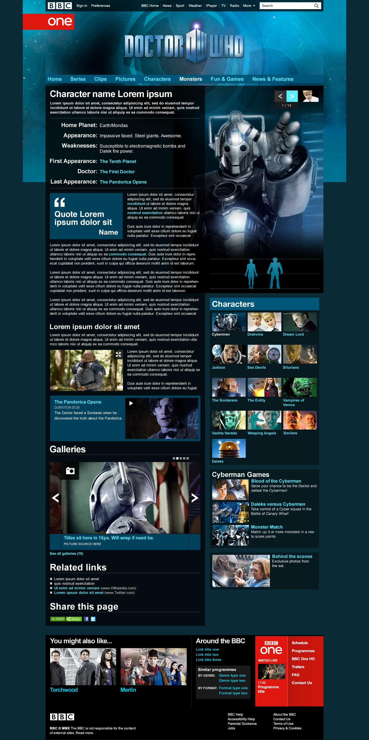Doctor Who Cybermen