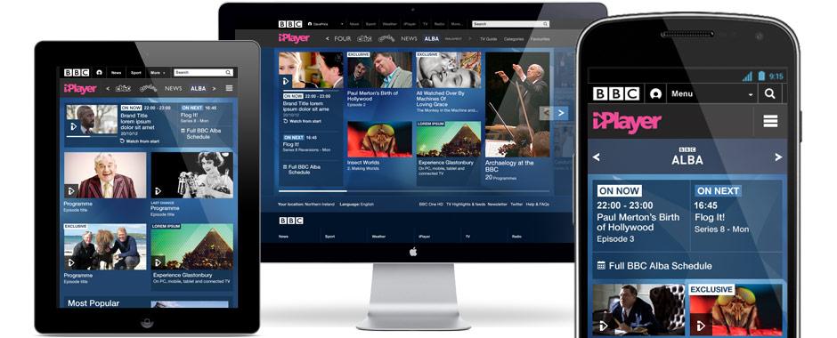 BBC iPlayer ALBA
